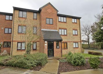 Thumbnail 1 bed flat for sale in Chartwell Close, Greenford, Middlesex