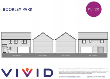 Thumbnail 2 bed flat for sale in Appleby Drive, Botley
