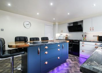 Thumbnail 3 bed town house for sale in Windmill Chase, Rothwell