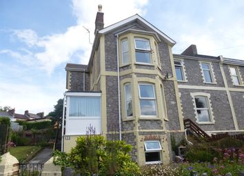 Thumbnail 4 bed semi-detached house for sale in Woodville Road, Torquay