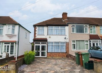 Thumbnail 3 bed end terrace house for sale in Molesey Drive, Cheam, Sutton, Surrey