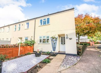 Thumbnail 2 bed end terrace house for sale in Pennyroyal, Old Catton, Norwich