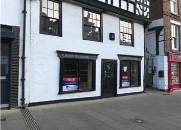 Retail premises to let in Ground Floor, Tudor House, 29-31 Lower Bridge Street, Chester, Cheshire CH1