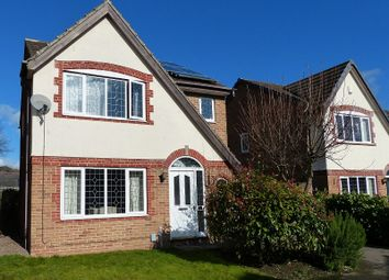 Thumbnail 3 bed detached house for sale in Fieldhead Way, Heckmondwike, West Yorkshire.