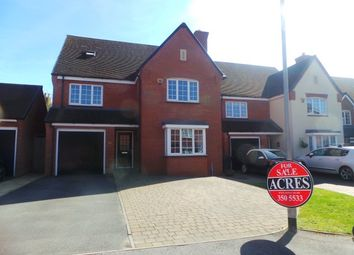 Thumbnail 5 bed detached house for sale in Birmingham Road, Wylde Green, Sutton Coldfield