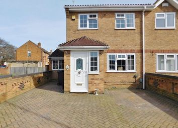 Thumbnail 4 bed semi-detached house for sale in Novello Gardens, Waterlooville