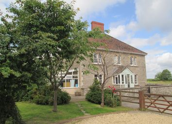 Thumbnail 6 bed farmhouse to rent in Stoke St Michael, Radstock