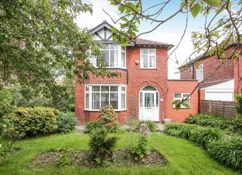 Thumbnail 3 bed detached house for sale in Offerton Lane, Offerton, Stockport, Cheshire
