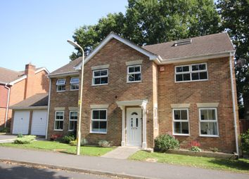 6 bed detached house for sale in Monterey Drive, Locks Heath, Southampton SO31