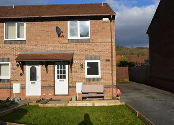 Thumbnail 2 bed cottage for sale in Tennyson Way, Killay, Swansea
