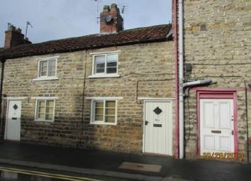 Thumbnail 1 bed terraced house to rent in West End, Kirkbymoorside, York
