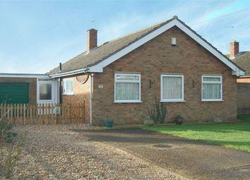 Thumbnail 3 bed detached bungalow to rent in Great Stukeley, Huntingdon, Cambridgeshire