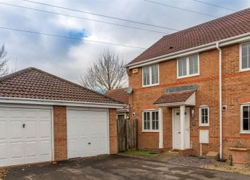 Thumbnail 3 bed semi-detached house for sale in Rayner Drive, Arborfield, Reading