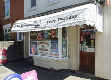 Thumbnail Retail premises for sale in Logan Street, Market Harborough