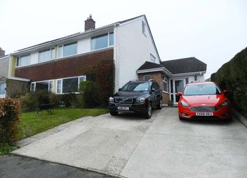 Thumbnail 4 bed semi-detached house for sale in St. Martins Park, Haverfordwest, Pembrokeshire
