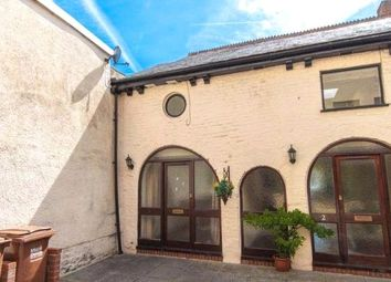 Thumbnail 1 bed terraced house for sale in The Mews, North Street, Crediton, Devon