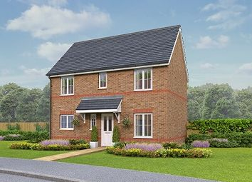 Thumbnail 3 bed detached house for sale in The Hope B, Plot 120 South Stack Road, Holyhead, Isle Of Anglesey