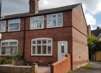 Thumbnail 3 bed end terrace house for sale in Place Road, Altrincham, Manchester, Greater Manchester