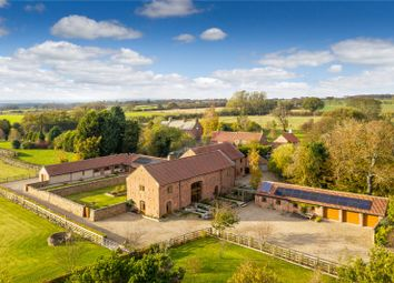 Thumbnail 6 bed detached house for sale in Yafforth, Northallerton, North Yorkshire