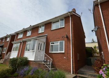 Thumbnail 3 bed semi-detached house for sale in Headway Rise, Teignmouth, Devon