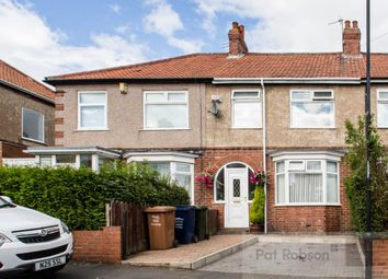 Thumbnail 3 bed terraced house for sale in Shipley Avenue, Fenham, Newcastle Upon Tyne