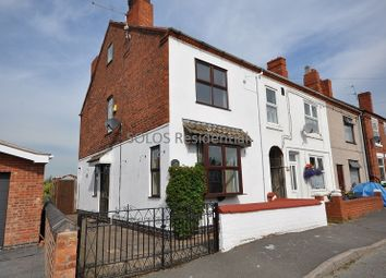Thumbnail 3 bed end terrace house for sale in Plainspot Road, Brinsley, Nottingham