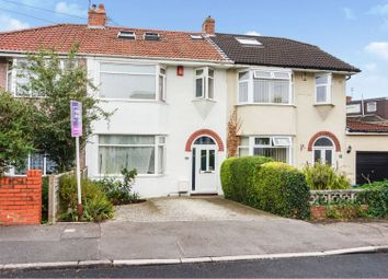 Thumbnail 4 bed terraced house for sale in Mackie Avenue, Filton