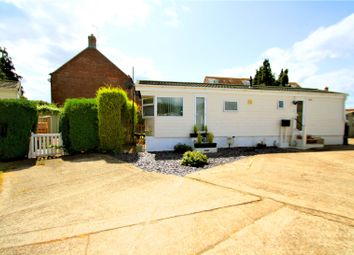 Thumbnail 2 bed detached house for sale in Barton Broads Park, Maltkiln Road, Barton-Upon-Humber, North Lincolnshire