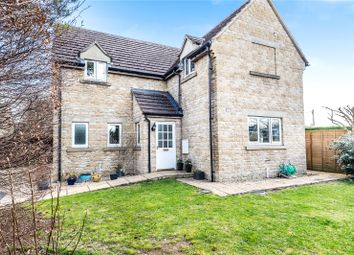 Thumbnail 4 bed detached house for sale in Monks Close, Carterton, Oxfordshire