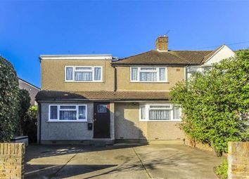 Thumbnail 4 bed terraced house for sale in Riverdale Road, Hanworth, Feltham