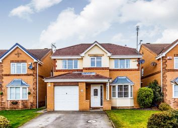 Thumbnail 4 bed detached house for sale in St Andrews Close, Dinnington, Sheffield