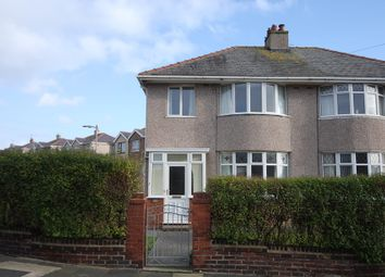 Thumbnail 3 bed semi-detached house for sale in Black Butts Lane, Walney, Barrow-In-Furness, Cumbria