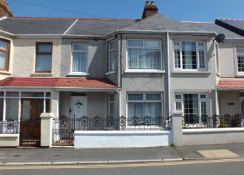 3 bed terraced house for sale in Wellington Road, Hakin, Milford Haven SA73
