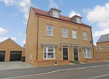 Thumbnail 3 bed semi-detached house for sale in Caravan Site, Stratton Park Drive, Biggleswade