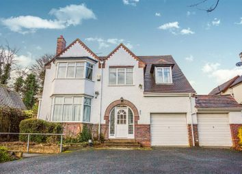Thumbnail 6 bed detached house for sale in Grange Hill Road, Kings Norton, Birmingham