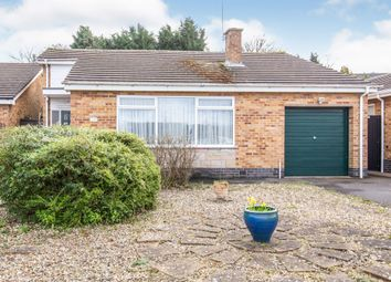 Thumbnail 2 bed detached house for sale in Hereward Drive, Thurnby, Leicester