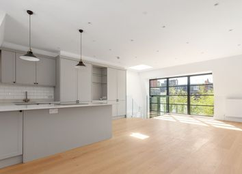 Thumbnail 3 bed flat to rent in Dancer Road, London