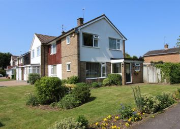 Thumbnail 3 bed semi-detached house for sale in Malmes Croft, Leverstock Green, Hertfordshire