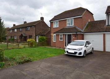 Thumbnail 3 bed link-detached house for sale in The Gossetts, Margaret Roding, Dunmow