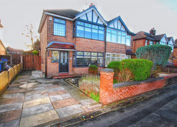 Thumbnail 3 bed semi-detached house for sale in Smith Drive, Warrington