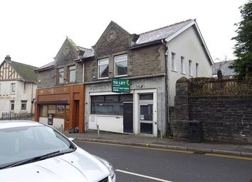 Thumbnail Retail premises to let in High Street, Tonyrefail, Porth