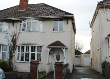 Thumbnail 3 bed semi-detached house for sale in Seabrook Road, Milton, Weston-Super-Mare, North Somerset