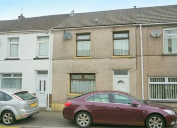 Thumbnail 3 bed terraced house for sale in Mill Street, Cwmfelin, Maesteg, Mid Glamorgan
