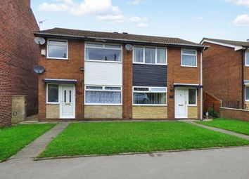 Thumbnail 3 bedroom semi-detached house for sale in Moor Road, Chorley