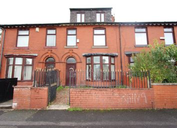 Thumbnail 6 bed terraced house for sale in Castlemere Street, Deeplish, Rochdale
