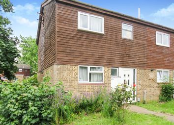 Thumbnail 3 bedroom end terrace house for sale in Oxclose, Bretton, Peterborough