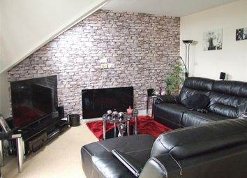 Thumbnail 2 bed flat for sale in Winchester Court, Boothtown, Halifax