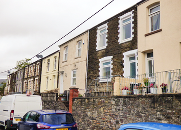 Thumbnail 2 bed terraced house for sale in Lower Church Street, Pontycymer, Bridgend