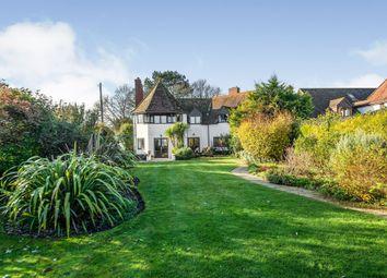 Thumbnail 5 bed semi-detached house for sale in Elham Court, Farnham, Blandford Forum