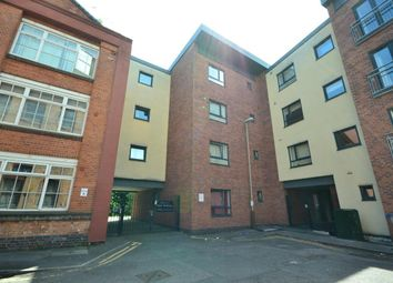 Thumbnail 1 bed flat for sale in Bede Street, Leicester
